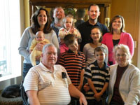 The MountainRose Vineyard Family