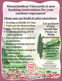 Outdoor Opening flyer