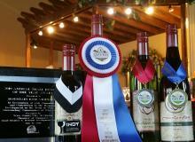 2019 MountainRose Vineyards Awards